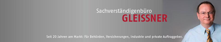 Sachverständigenbüro Wolfgang Gleissner
